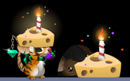 6th Anniversary Cheese