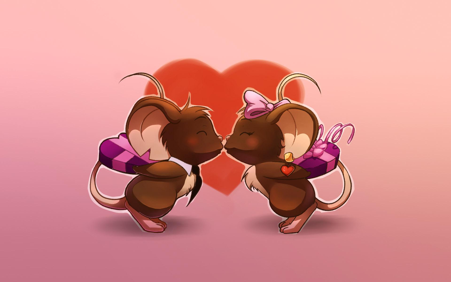 картинки о любви мышки пошло название кара
