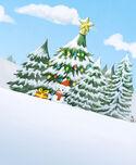 Noël 2015 - Carte ski