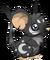 Fourrure lunaire