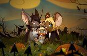 Halloween 2015 - Famille Drekkemaus