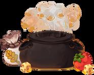 Compétition culinaire 2016 - Chaudron illustré