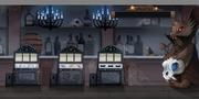 Halloween 2013 - Bar hanté