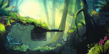 Été 2014 - jungle
