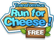 Run for Cheese - Logo version gratuite