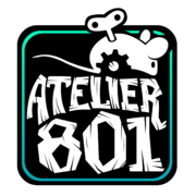 Atelier 801 - Logo