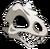 Crâne de tyrannosaure