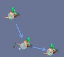 Corner jump