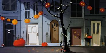 Halloween 2014 - Rue