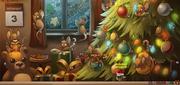 Noël 2012 - Carte