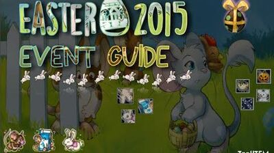 Transformice Easter Event 2015
