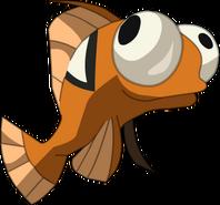 Déguisement de poisson