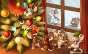 Noël 2013 - Fond d'écran