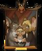 Famille-drekkemaus