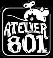 Logo Atelier 801