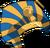 Coiffe de pharaon