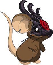 Design your item - Masque de dragon de Krissim