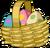 Panier d'œufs