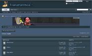 Forum HTML