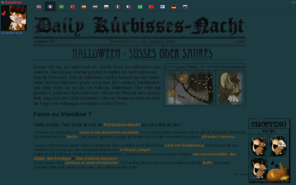 Halloween 2014 - Annonce