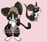 Fourrure de Grumpy Cat par Marynelicius