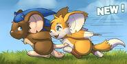 Fourrure de Tails - Promotion