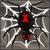 Grosse caisse araignée