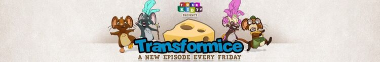 Transformice The Cartoon Series banner