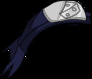 Bandeau de ninja