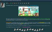 Pâques 2015 - Annonce officielle