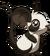 Fourrure de panda