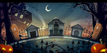 Halloween 2014 - Cimetière