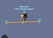 The Flying Plank