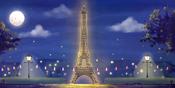 Fête nationale française 2015 - Carte