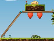 Map 0 Solution 2 Balloon 2 Plank