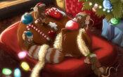 Noël 2012 - Fond d'écran 2