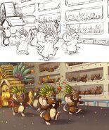 Carnval 2012-sketch