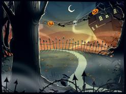 Wallpaper Halloween 2014