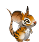 Piel de tigre