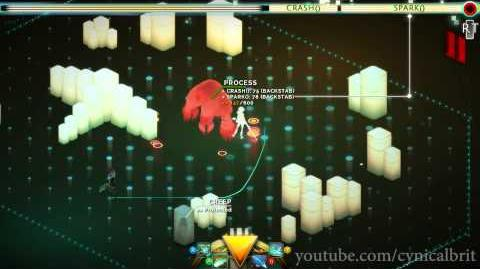 Transistor - Uncommentated footage, by popular demand