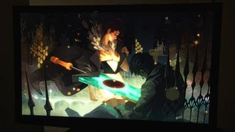 Transistor - Sharp Combat and Aesthetics - PAX 2013