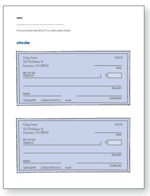 Blank Check Register Worksheet And Check Your Checkbook Skills ...
