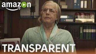 Transparent - Season 2 Official Trailer Amazon Video