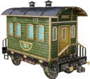 Passenger carriages