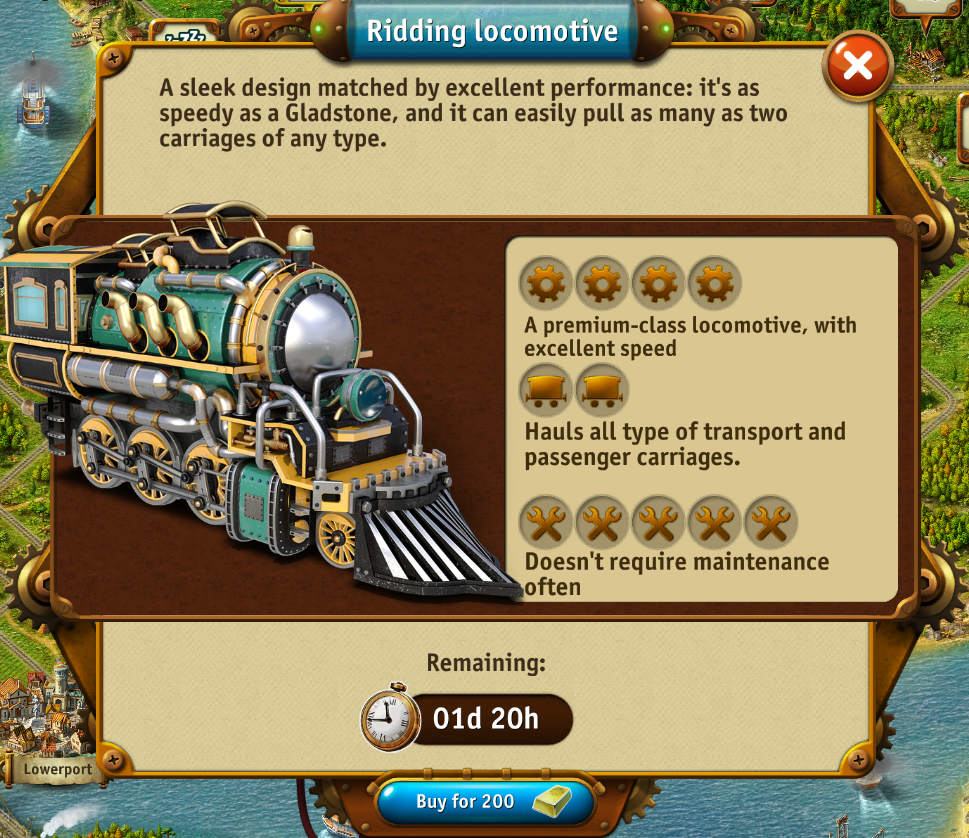 Ridding locomotive   Transport Empire Wiki   FANDOM powered