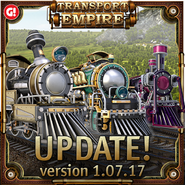 Transport empire promotional update version 1.07.17