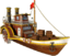 Archimedes cargo steamship