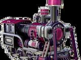 Atlantic locomotive