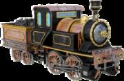 Puffing Billy locomotive