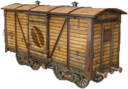 Coffee-freight-car